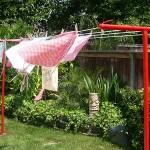 Installer un poteau de corde linge ecololinkecololink - Installation d une corde a linge ...